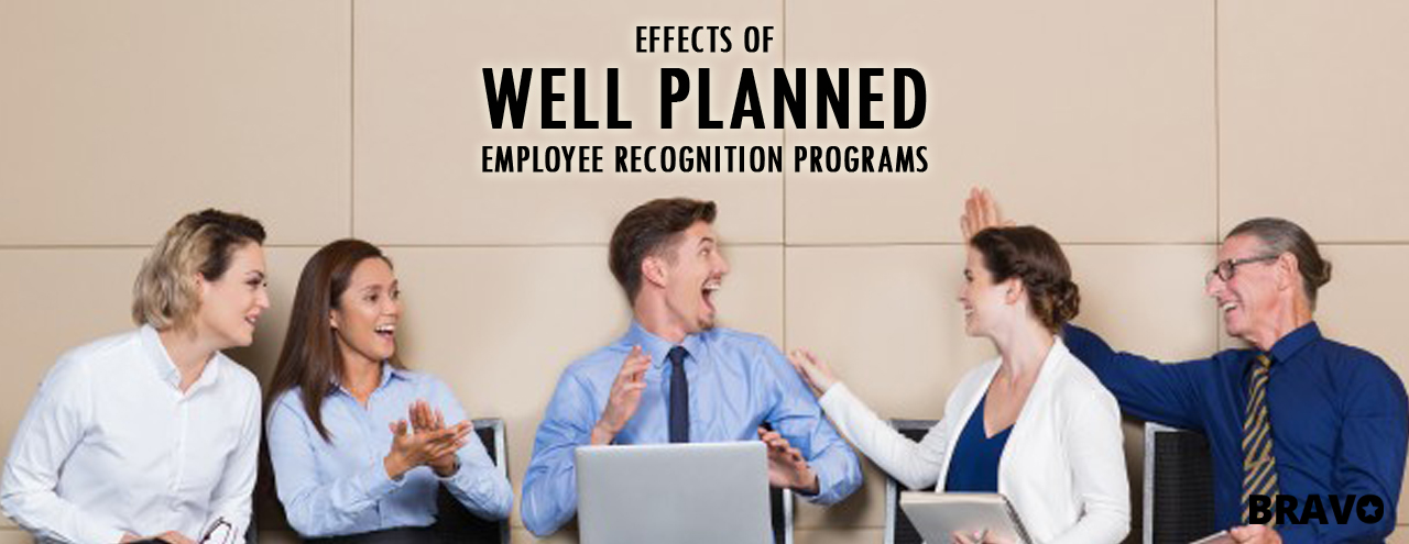 The impact of recognition on employee performance